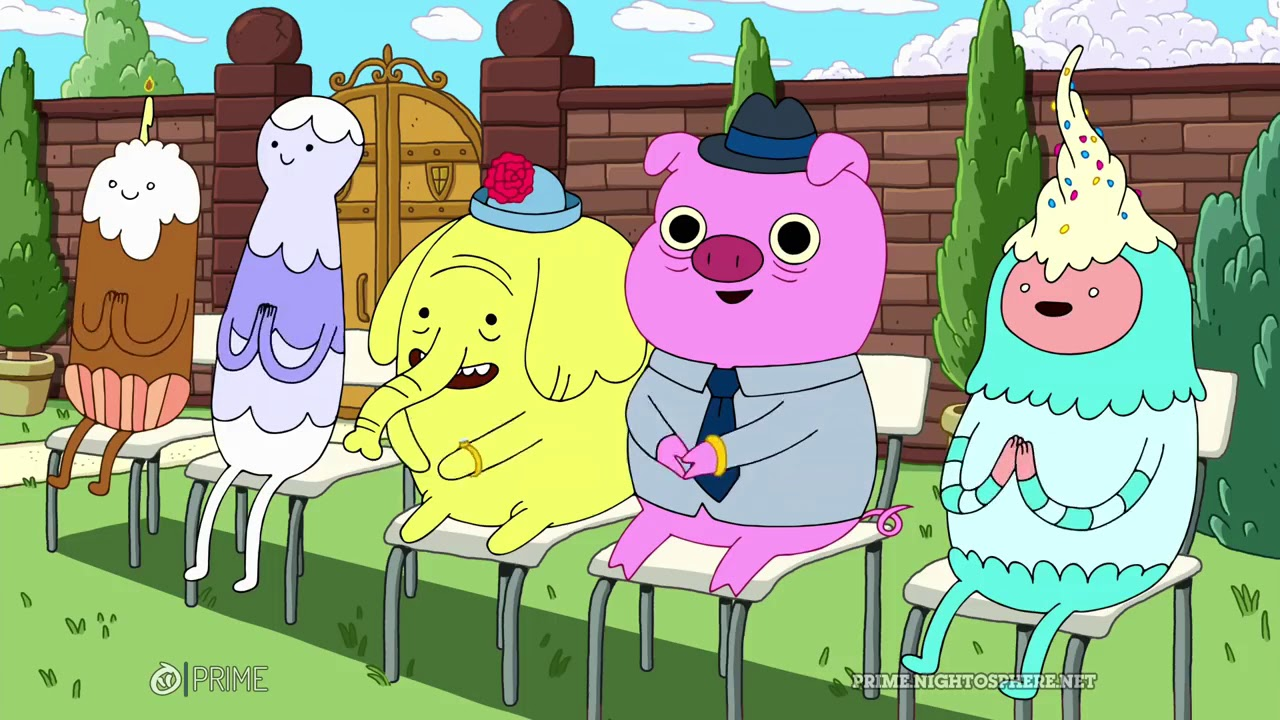 adventure time s09e13 come along with me