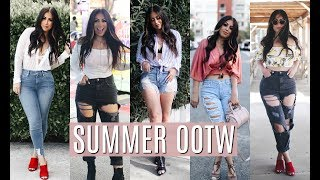 Summer Outfits of the Week: My Style