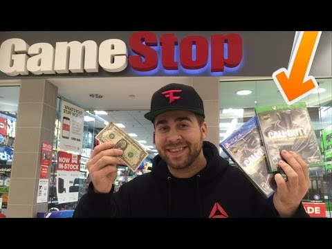 GET ANY NEW GAME FOR $1 AT GAMESTOP! (GAMESTOP GIVEAWAY!)