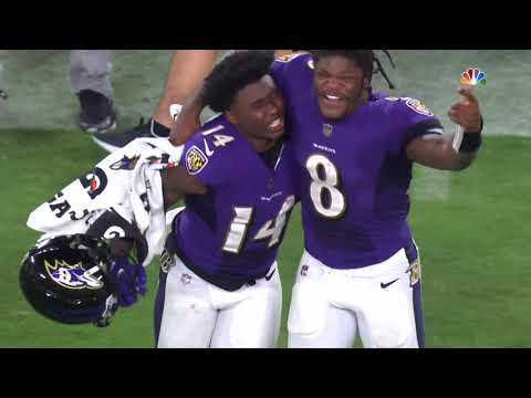 Chiefs vs. Ravens INSANE Ending!