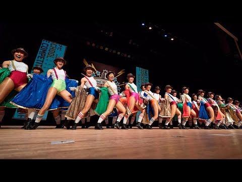 登美丘高校ダンス部、関西予選で3年ぶり2度目の優勝