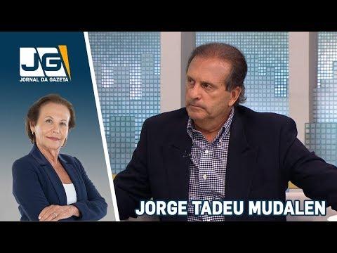Jorge Tadeu Mudalen, deputado federal (DEM/SP), fala sobre as eleições