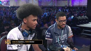 MK11: Combo Breaker 2019 SonicFox Vs Rewind (Top 96)