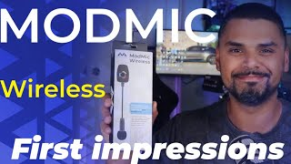 Antlion ModMic Wireless: A SimRacing first look!