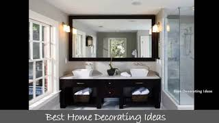 Bathroom vanity designs images   The Best Small & Functional Modern Bathroom Design Picture