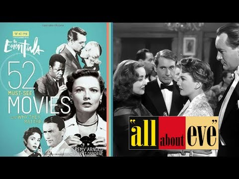 52 Must See Movie and Why They Matter :  All About Eve