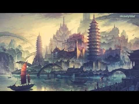 Relaxing  Music - 1 hour beautiful & emotional Chinese Music - Trails of angels