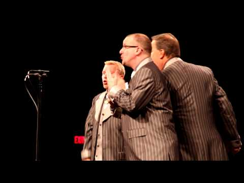 Old School 2011 Barbershop Harmony Society International Champion Quartet - 3