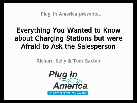 Everything You Wanted to Know about Charging Stations but Were Afraid to Ask the Salesperson