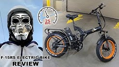 F15-RS 25mph 750w Folding Electric Bike from BPM Imports Review