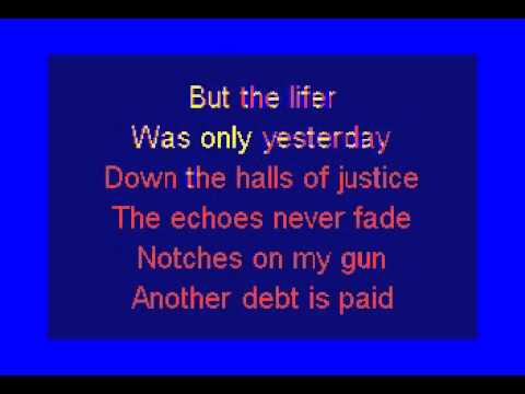 MY FIRST KARAOKE MAKER PROFESSION OF VIOLENCE KARAOKE   YouTube