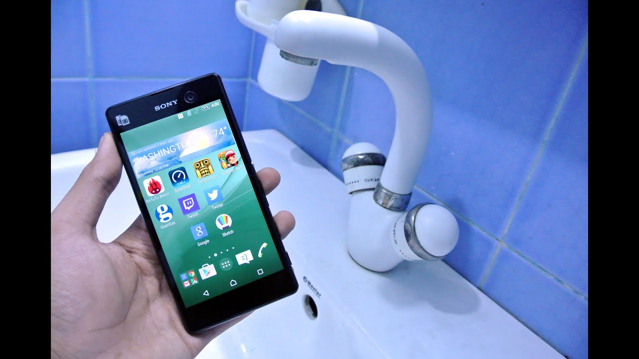 Sony xperia m5 video test - 2 8