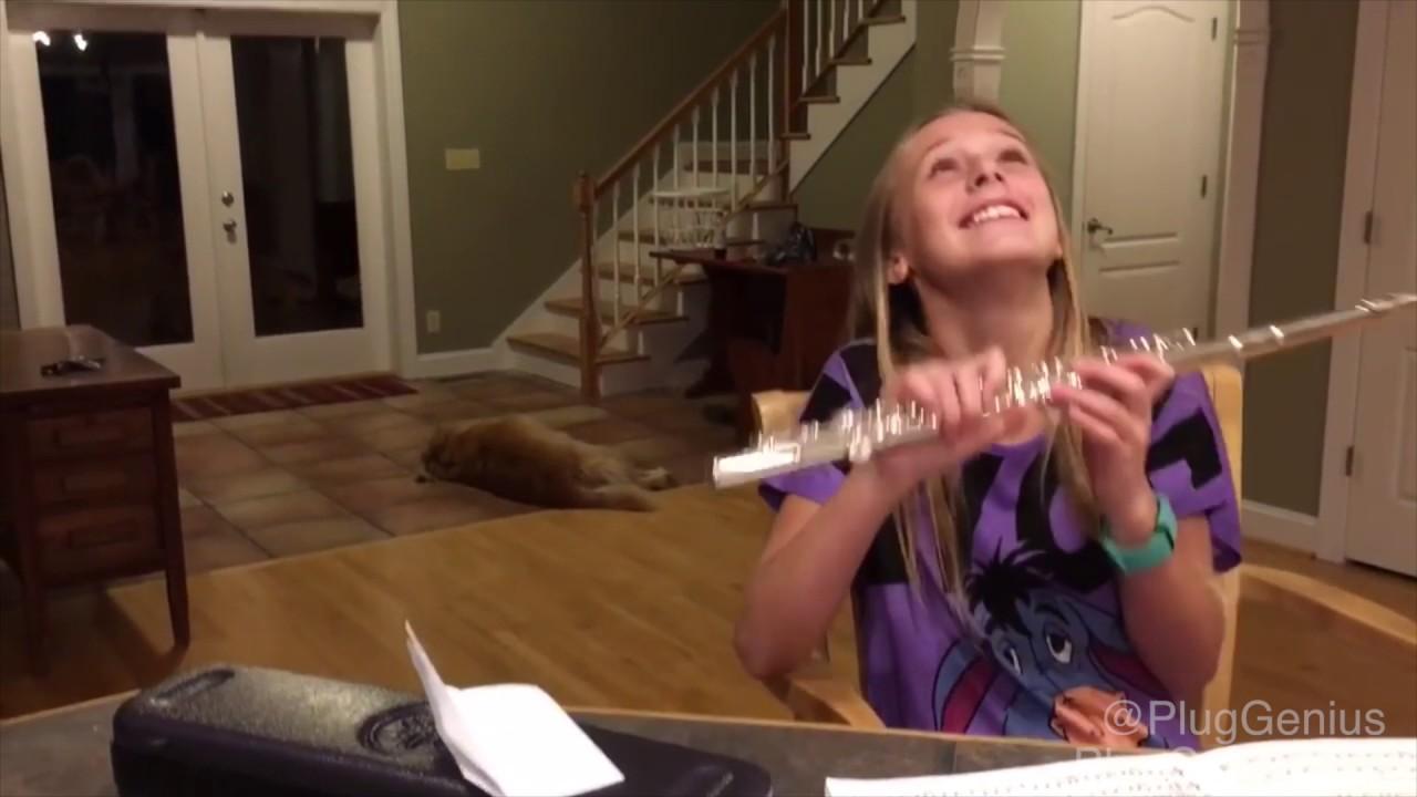 maxresdefault dog hates girl playing drake flute song youtube,Flute Meme Song