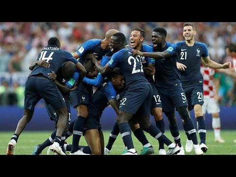 المنتخب الفرنسي يتوج بلقب كأس العالم للمرة الثانية في تاريخه…  - نشر قبل 53 دقيقة
