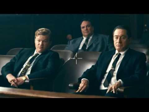 The Irishman PART 2 ( Al Pacino, Robert de Niro, Joe Pesci, Scorsese & Ray Romano)