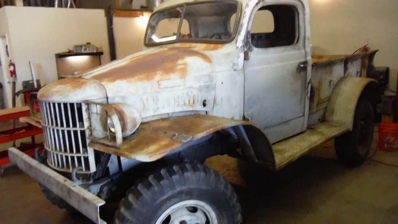 A Wwii 1941 Dodge Wc 12 Is Finally Coming Together Andsold Youtube 1942 Power Wagon Craigslist