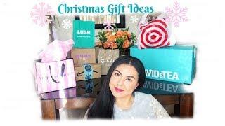 Vlogmas  2018 Day 6! | Mini shopping Haul | Gift Ideas