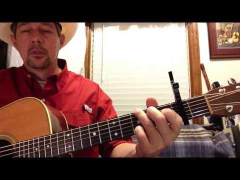 Darius Rucker - Wagon Wheel Chords in A