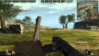 Battlefield 1942: The Road to Rome walkthrough - Operation Husky
