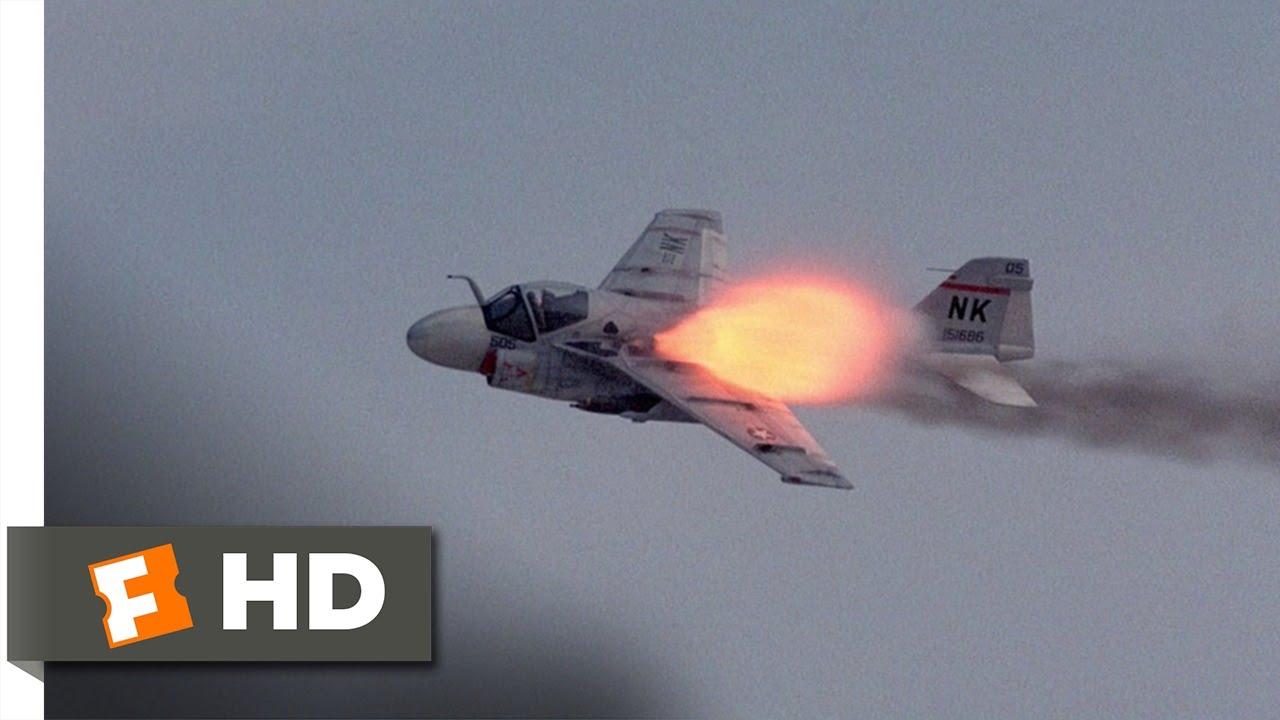 Download Flight of the Intruder (9/10) Movie CLIP - Gunned Down (1991) HD