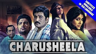 Charusheela Telugu Hindi Dubbed Full Movie   Rashmi Gautam, Rajeev Kanakala, Brahmanandam