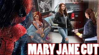 MARY JANE CUT FROM