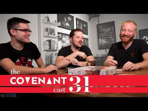 The L5R Launch | The Covenant Cast - Episode 31