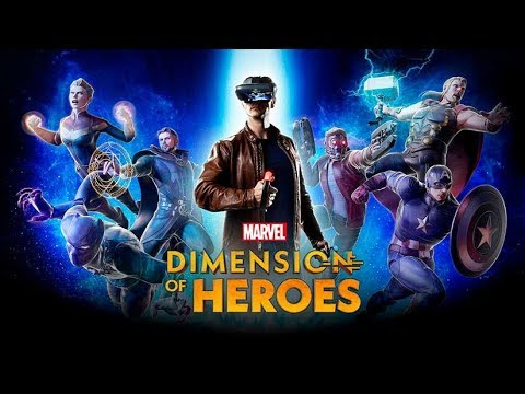 Marvel Dimension of Heroes -  Bande Annonce