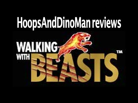 Walking With Prehistoric Beasts Mini-series Review