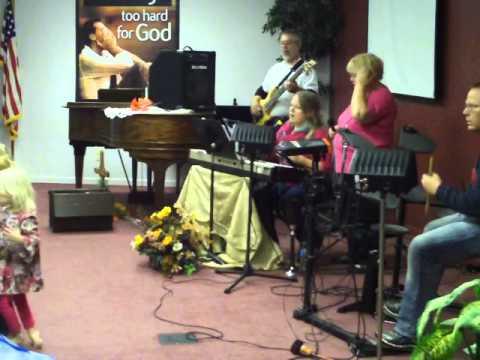 Mindy Nave & Family - Concert/Worship Set - 11.09.2014
