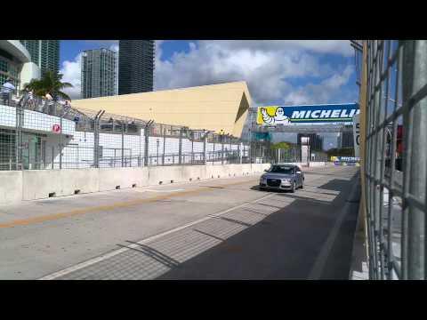Miami Formula E ePrix March 15th Qualify