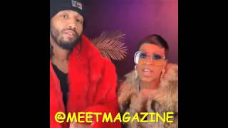 Lil Mo fight vs Karl Dargan! Husband CAUGHT ON CAMERA facetiming another woman on Marriage Bootcamp!