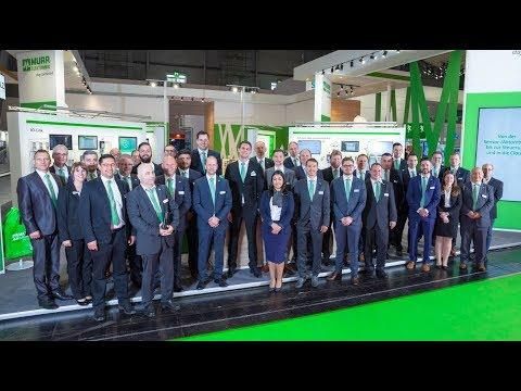 Hannover Messe Trade Show 2018 EN