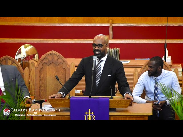 CBC: Rev. Dr. Frederick D. Haynes III Free to Shine While Haters Throw Shade