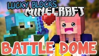 Lucky Blocks Battle Dome | Minecraft