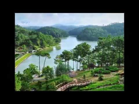 Phong cảnh đẹp nhất Đà Lạt