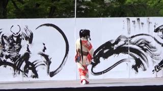大坂ノ陣合戦祭り 2015.5.17 千姫との別れ 秀頼・淀君の想い.