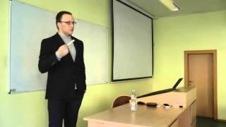 Karol Zdybel - Racjonalna ignorancja i jej konsekwencje (Wrocław, 6 V AD 2016)