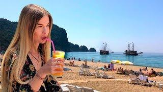 Пляж Клеопатры - Алания, Турция 2019 || RestProperty - недвижимость в Турции