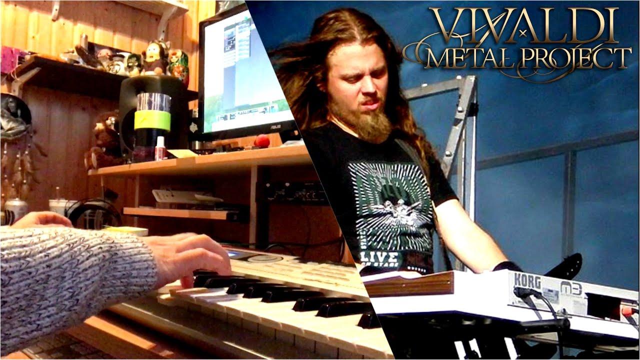 New Album Featured Artist - Keyboardist Henrik Klingenberg (Sonata Arctica)