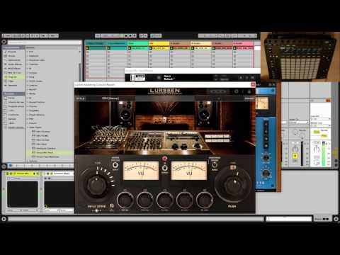 IK Multimedia Lurssen Vs. Slate Digital VTM & VMR in Ableton Techno Project