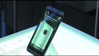 Знакомство с HTC One M9, HTC Grip и Re Camera на MWC2015