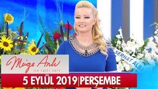 Müge Anlı ile Tatlı Sert 5 Eylül 2019 - Tek Parça