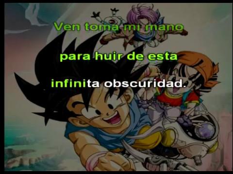 Dragon Ball Gt Mi Corazon Encantado Karaoke Sin Coros Mejor Version, NatyKar.