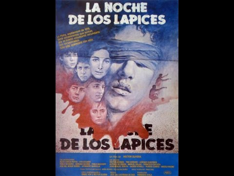La Noche de los Lapices (Night of the Pencils with English subtitles) 1986
