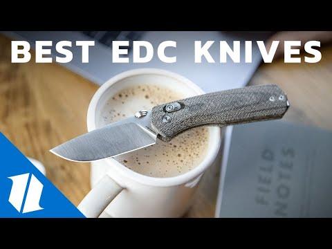The Best EDC Pocket Knives (w/ Best Damn EDC) | Week One Wednesday Ep. 15