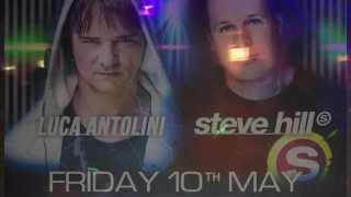 Essential Fridays | 10/5/13 Luca Antolini & Steve Hill ft: Big Milan and Jesse