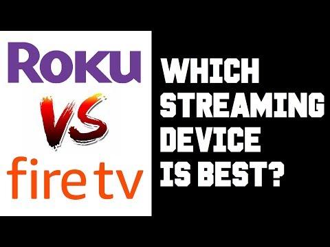 Roku vs Amazon Fire TV In-Depth Review - Ranking Roku TV vs Firestick Deep Dive Comparison