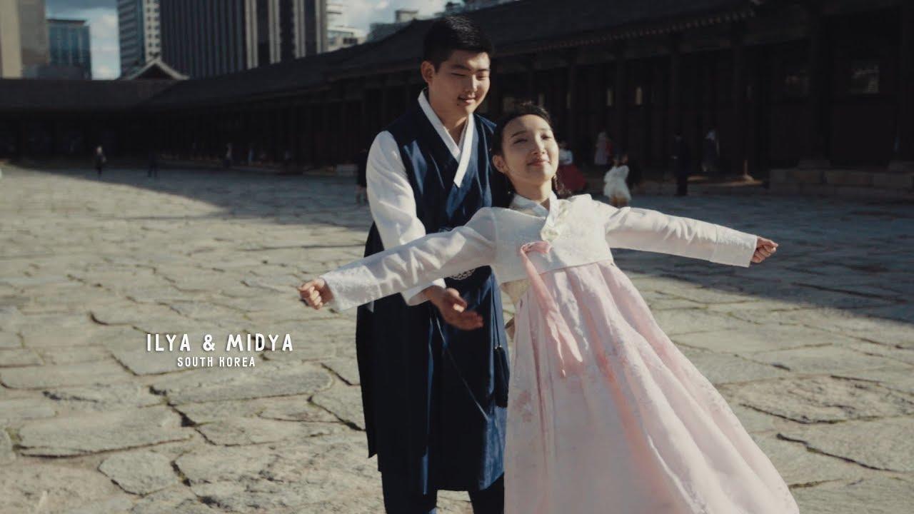 Ilya & Midya. LoveStory in South Korea [2019]