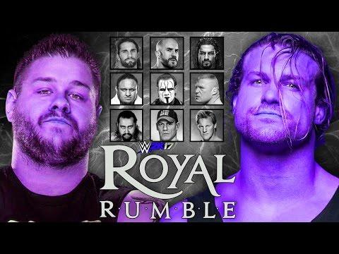 WWE 2K17 Universe Mode - Episode 14: Royal Rumble